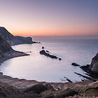 Man of War Bay by mattcattell