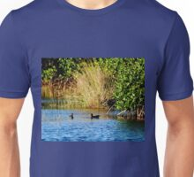 Birds Of The Marsh Unisex T-Shirt