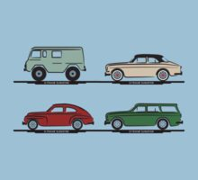 Volvo Lineup Kids Clothes