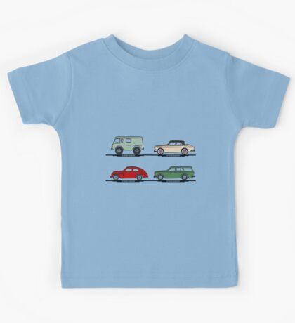 Volvo Lineup Kids Tee