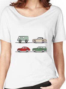 Volvo Lineup Women's Relaxed Fit T-Shirt