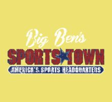 Big Ben's Sports Town Kids Clothes