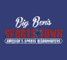 Big Ben's Sports Town by Wizz Kid