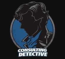 Consulting Detective Kids Clothes