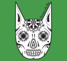 Dia de los ManBat - Hero sugar skull One Piece - Short Sleeve