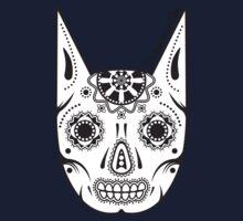 Dia de los ManBat - Hero sugar skull One Piece - Long Sleeve