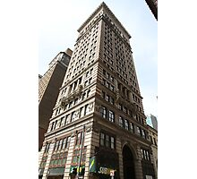 Arrott Building in Downtown Pittsburgh Photographic Print