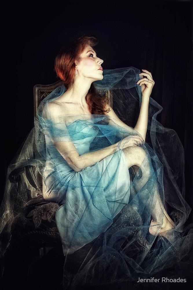 How the Moon Romances by Jennifer Rhoades