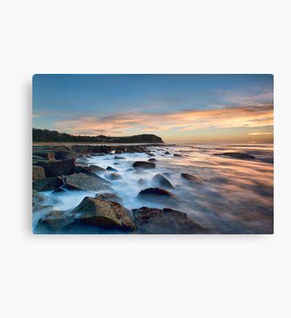 Forrestors Beach Canvas Print