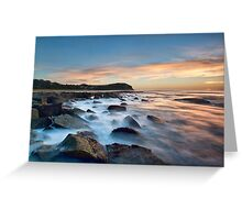 Forrestors Beach Greeting Card