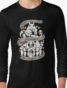 My Neighborhood Friends 2 Long Sleeve T-Shirt