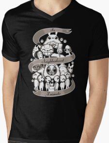 My Neighborhood Friends 2 Mens V-Neck T-Shirt