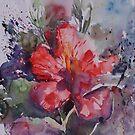Passion flower  by Karl Fletcher