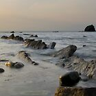 Mupe Bay, Dorset by Lugburtz