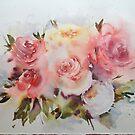 Roses by Karl Fletcher