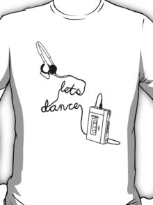 Let's Dance (cable) - Footloose T-Shirt