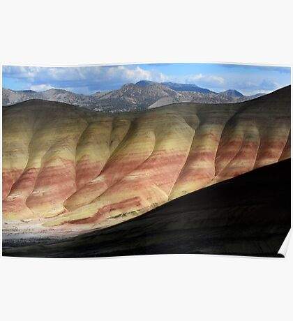 Painted Hills 8 Poster