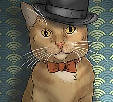 The Dapper Cat by Howard Dale