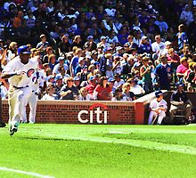 Chicago Cubs: Starlin Castro  by michaelroman