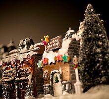 Hogsmeade In Winter #2 by megandresback