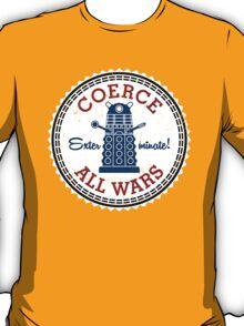 Coerce All Wars (dirty) T-Shirt