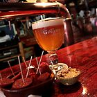 Amsterdam - Gollem Cafe - Gollem Blonde & Bar Snacks by rsangsterkelly