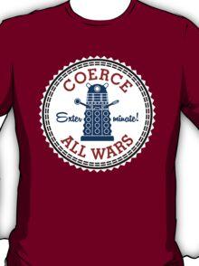 Coerce All Wars (clean) T-Shirt
