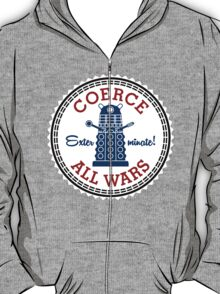 Coerce All Wars (clean) T-Shirt