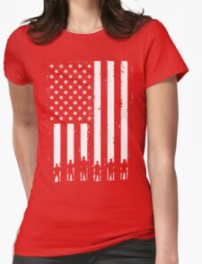 Murica! Womens Fitted T-Shirt