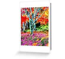 Every Moment Has Beauty Greeting Card