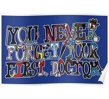 You Never Forget Poster