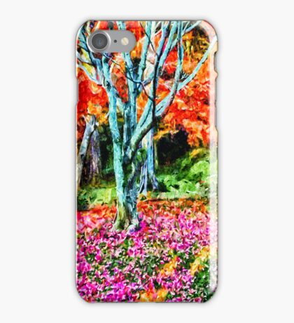 Every Moment Has Beauty iPhone Case/Skin