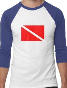 Dive! Men's Baseball ¾ T-Shirt