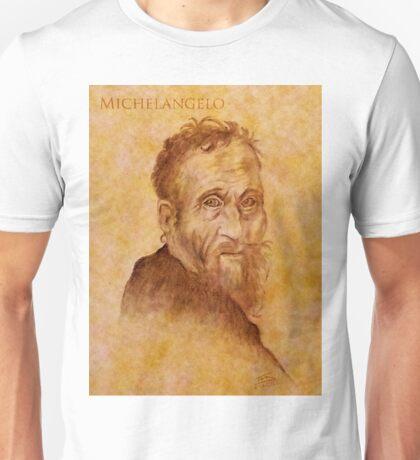 Michelangelo Unisex T-Shirt