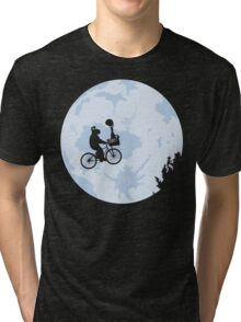 Go home roger! Tri-blend T-Shirt
