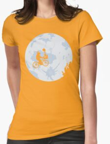 Go home roger! Womens Fitted T-Shirt