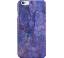 Purple Abstraction iPhone Case/Skin