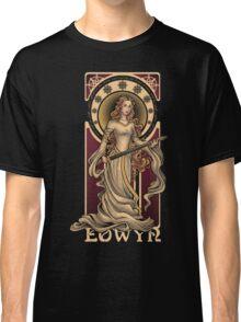 Shieldmaiden of Rohan Classic T-Shirt