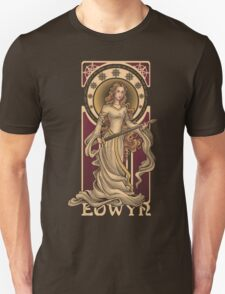 Shieldmaiden of Rohan Unisex T-Shirt
