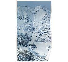 Frozen Peak Poster