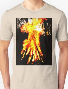 The Raging Fire Unisex T-Shirt