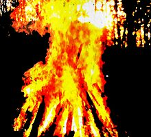 The Raging Fire by Kieran Rundle