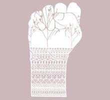 Fist by Erin Anderson-Ruddon