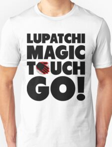 The Magic Touch (White Wizard Variant) Unisex T-Shirt