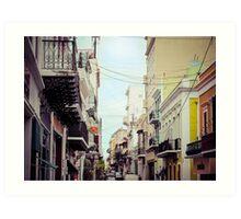 Old San Juan_1, Puerto Rico Art Print