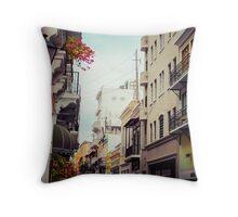 Old San Juan_2, Puerto Rico Throw Pillow