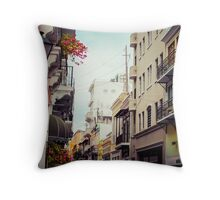 Old San Juan_2, Puerto Rico Throw Pillow