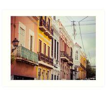 Old San Juan_3, Puerto Rico Art Print