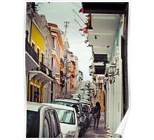 Old San Juan_5, Puerto Rico Poster