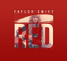 Taylor Swift - RED by HybridNotion